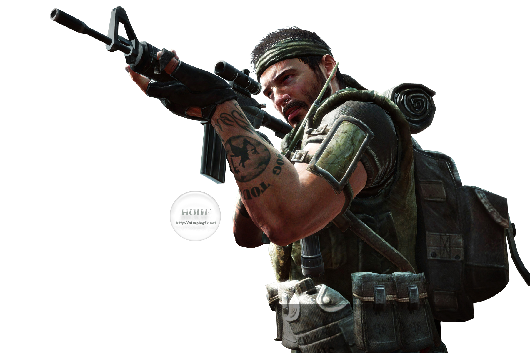 Call Of Duty PNG - 18662