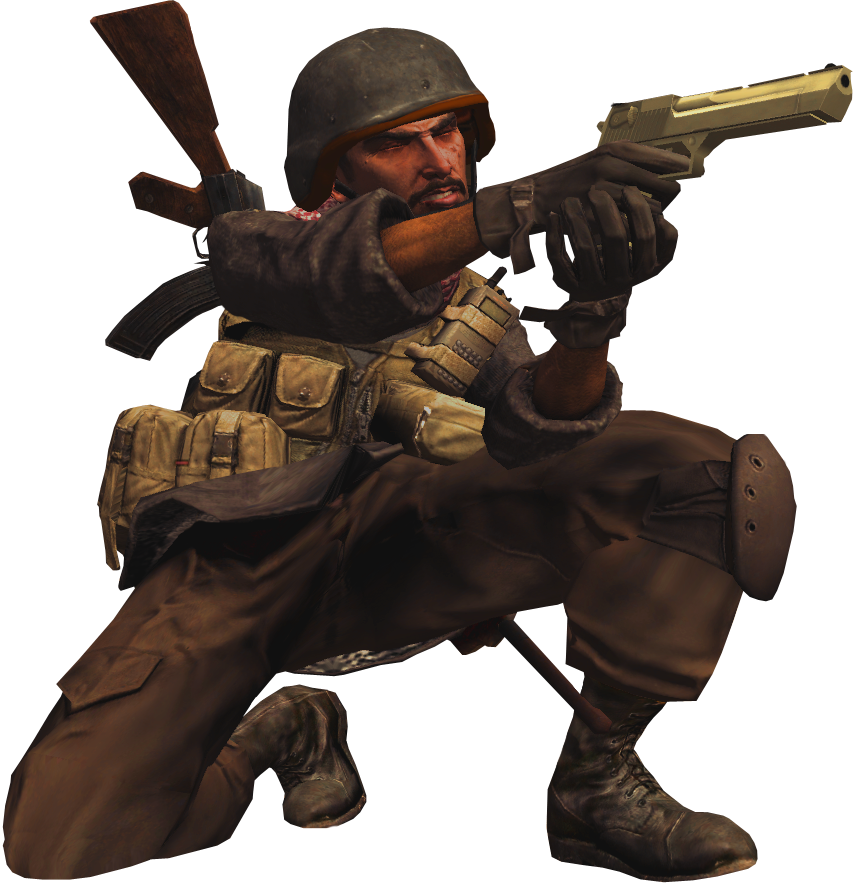 Image - OpFor Call Of Duty 4 1 Attacker.png | Call Of Duty Wiki | FANDOM  Powered By Wikia - Call Of Duty PNG