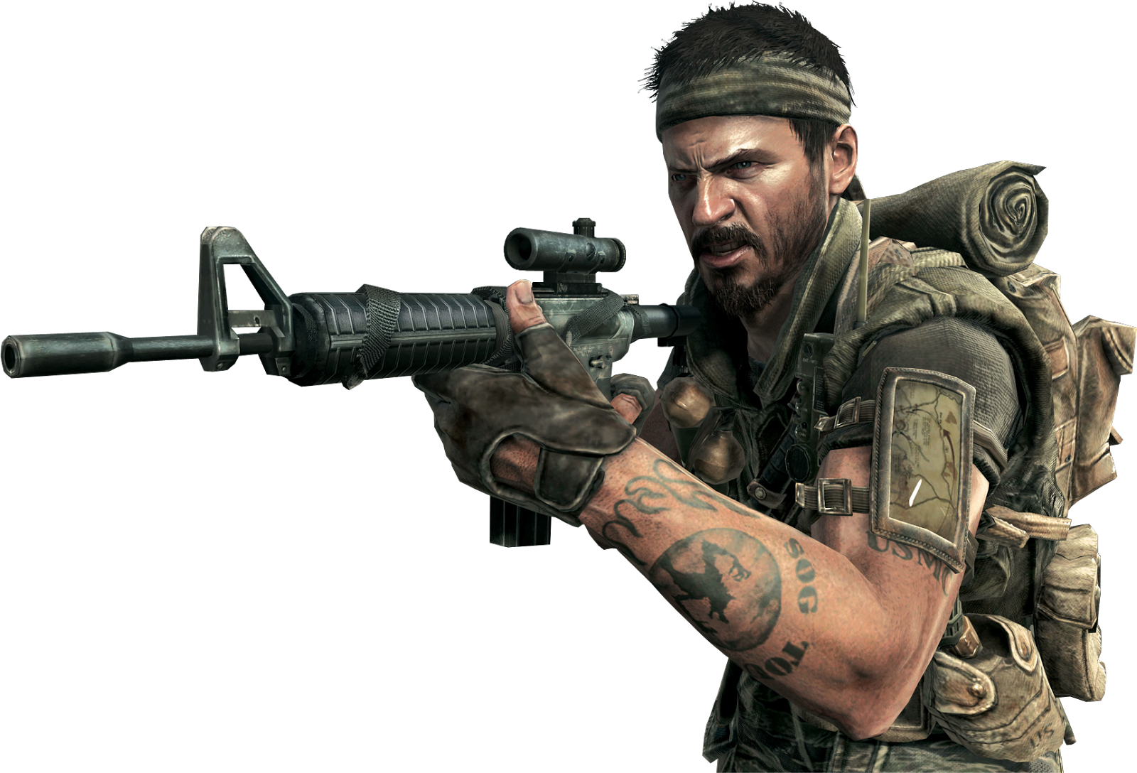 Call Of Duty PNG - 18657