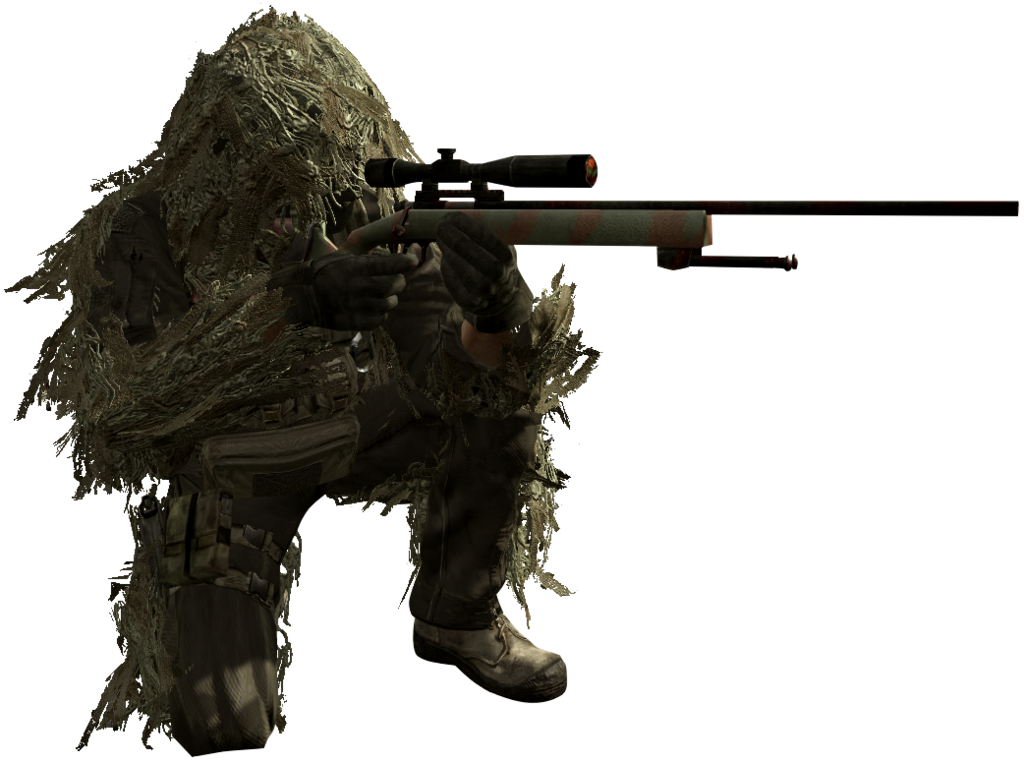 Snipers.png - Call Of Duty PNG
