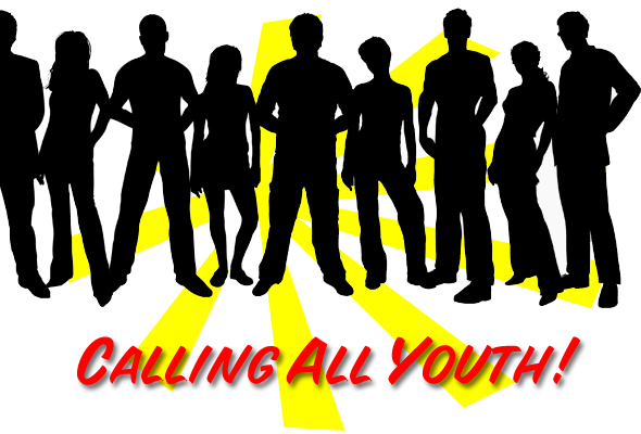 Calling All Youth PNG