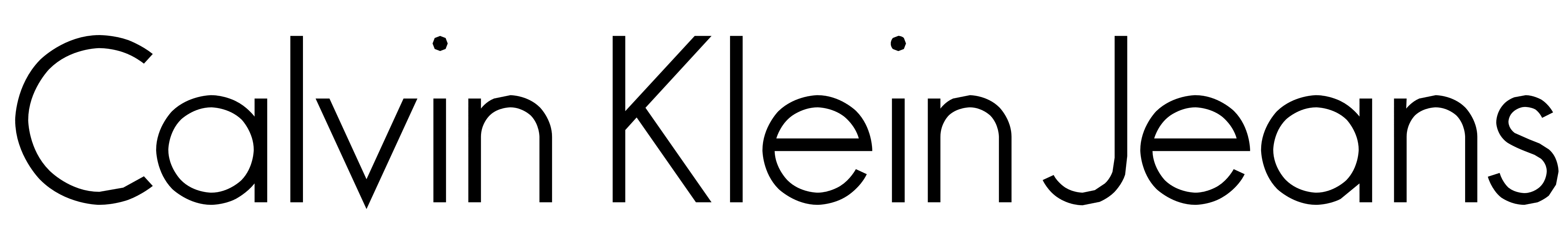 Calvin Klein Logo PNG - 98781