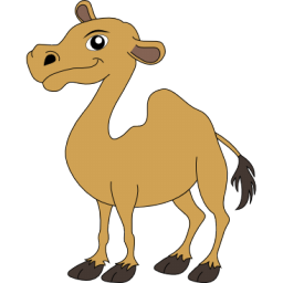 Camel Icon - Camel PNG Cartoon