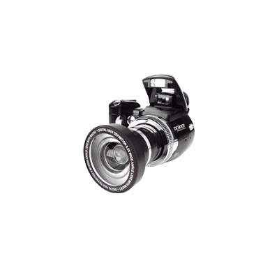 Wide Angle Digital Camera - Camera Flash PNG HD