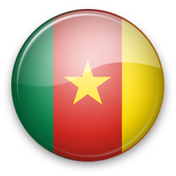 128x128 px, Cameroon Icon 256x256 png - Cameroon PNG