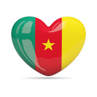 Cameroon Flag Png Clipart PNG Image - Cameroon PNG