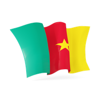Cameroon Flag Png PNG Image - Cameroon PNG