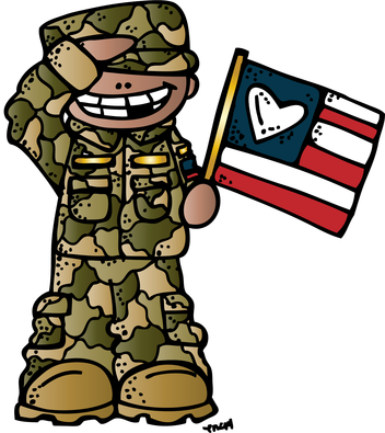 Tomorrow is our day to support our military families by wearing camo attire! - Camo Day PNG