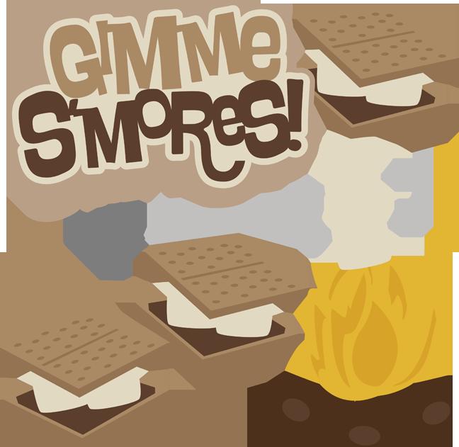 Campfire Smores PNG - 86885