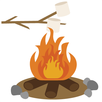 pin Marshmellow clipart transparent #4 - Campfire Smores PNG