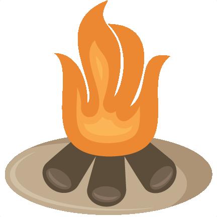 Campfire Smores PNG