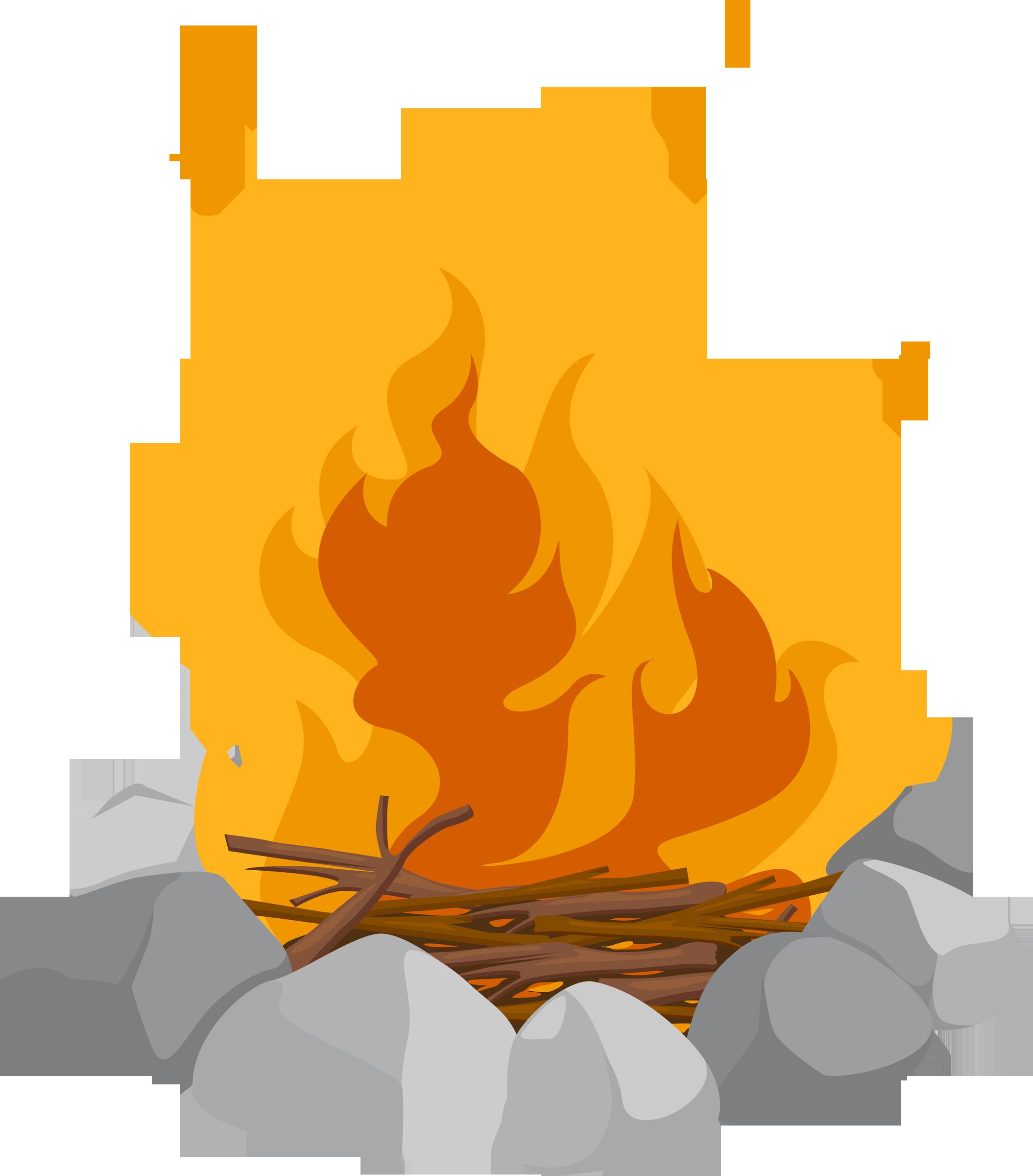 Campfire Smores PNG - 86896