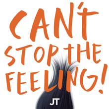 Justin Timberlake - Canu0027t Stop the Feeling.png - Can Cant PNG