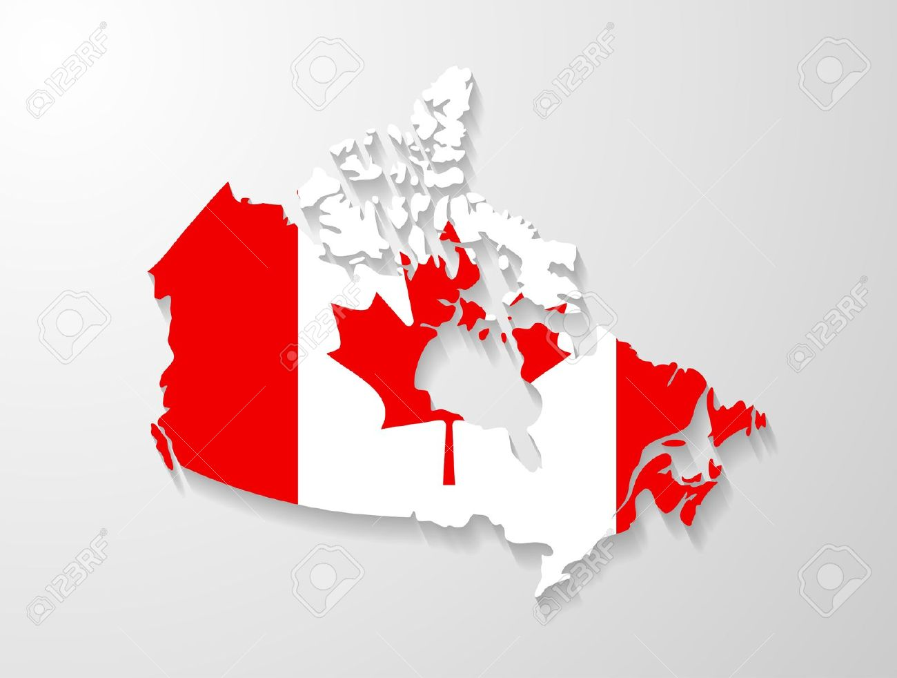 Canada Map Images Stock Pictures Royalty Free Canada Map Photos - Canada  map logo