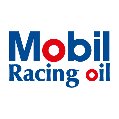 Mobil Racing oil vector logo - Canadian Oil Sands Logo Vector PNG - Canadian Oil Sands Vector PNG