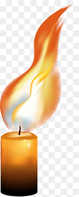 Candle Flame PNG HD - 121785