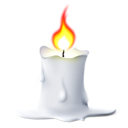 Candle  PNG HD - 123089