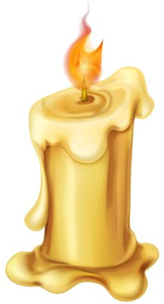Candle PNG Clip Art - Candle  PNG HD