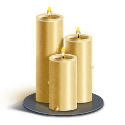 Candle PNG - 1598