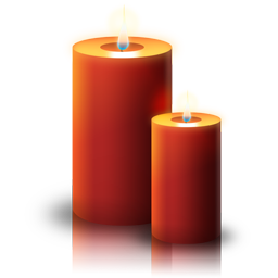 Candle PNG image - Candles PNG