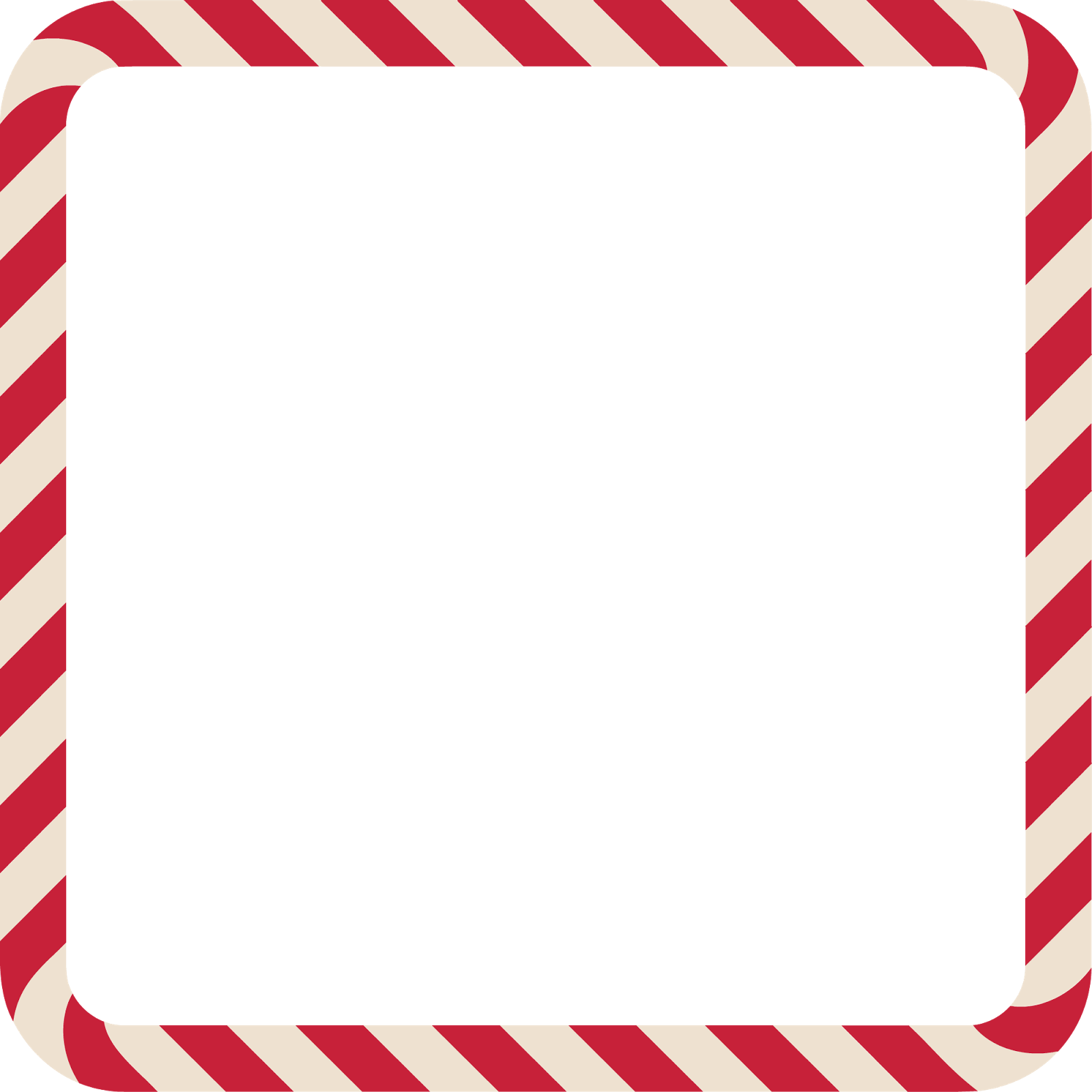 Christmas Border Clipart #81 Free Clipart. Candy Cane Christmas Border - Candy PNG HD Border
