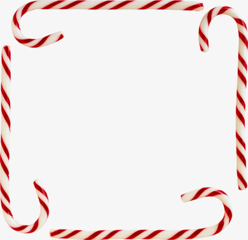Christmas Candy Border, Christmas, Christmas Border, Candy PNG Image - Candy PNG HD Border