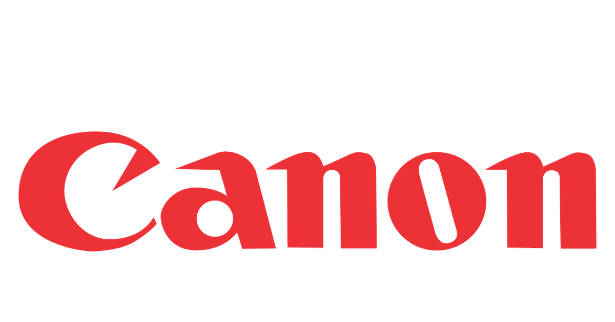 Canon Logo Eps PNG - 101434