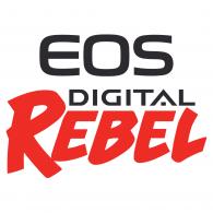 Eos Rebel Canon Logo Vector - Canon Logo Eps PNG