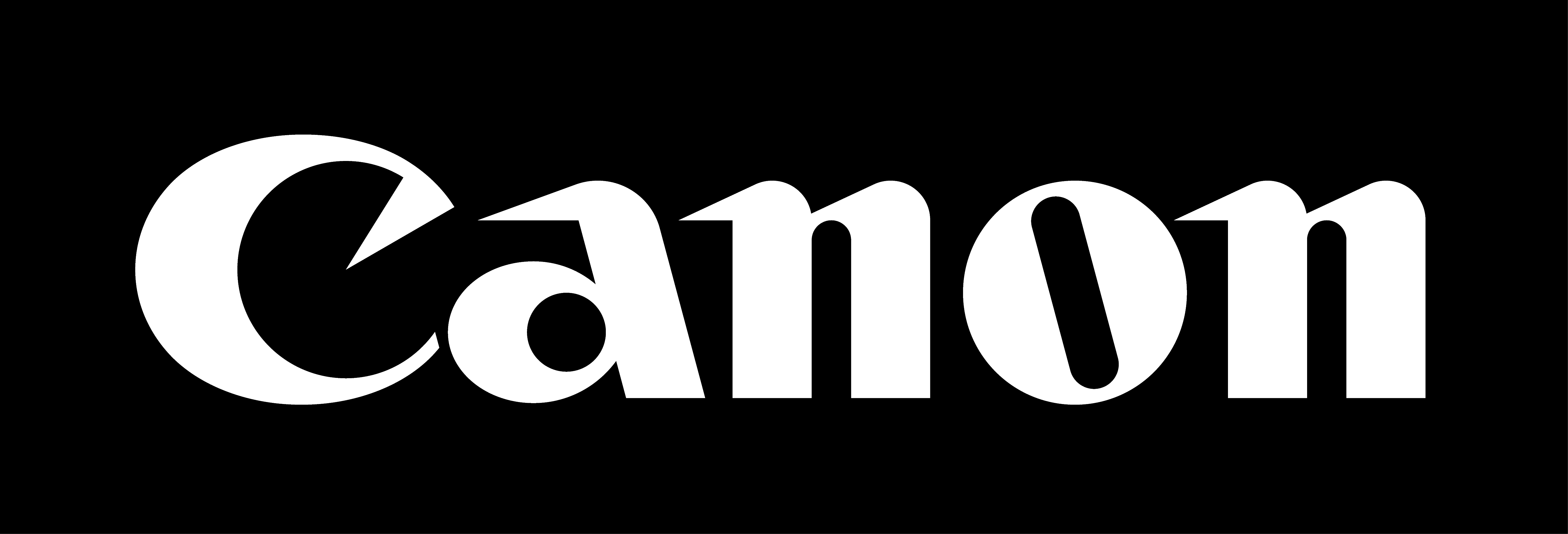 Canon Logo Eps PNG - 101437