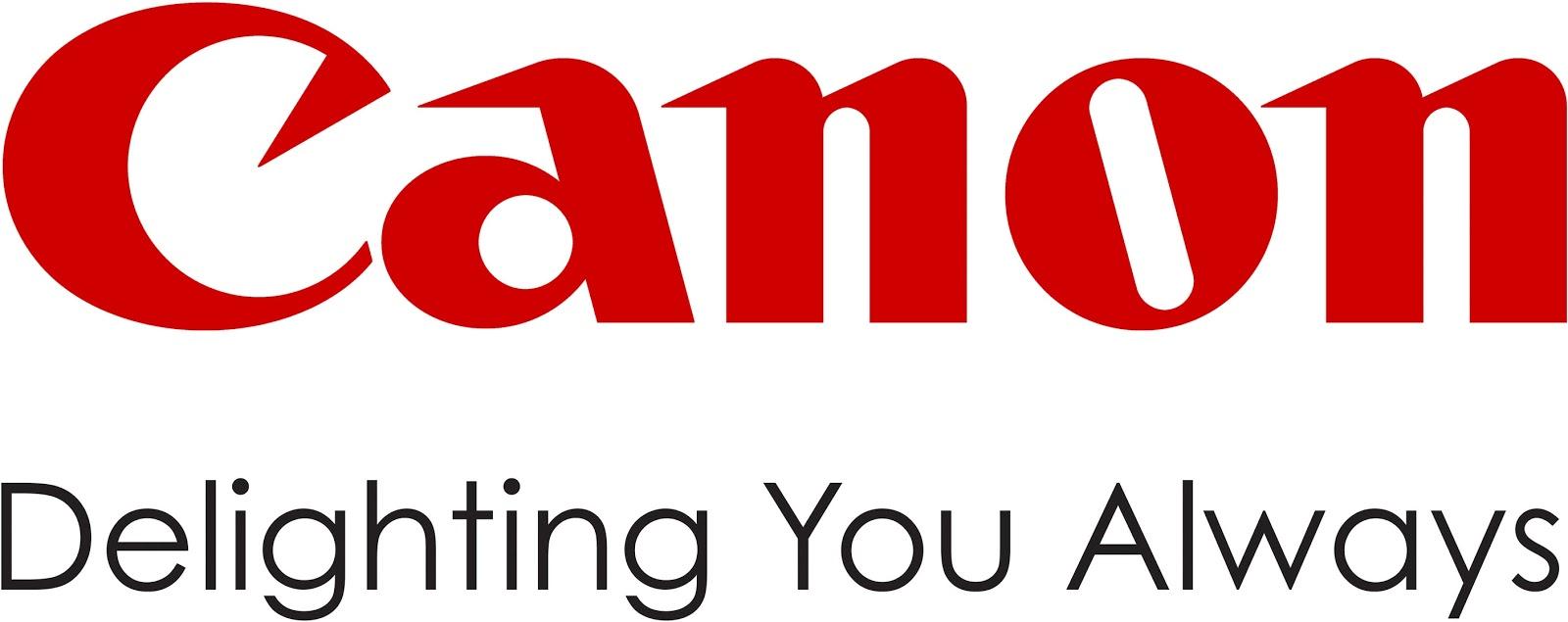 Shape of the Canon Logo - Canon Logo PNG