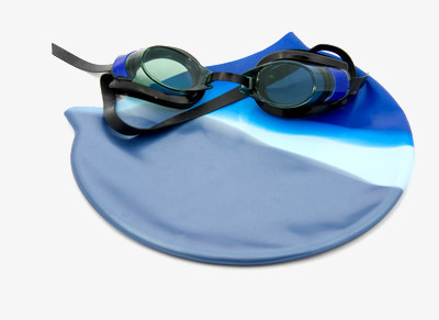 cap and swimming goggles, Swimming Cap, Glasses, Swim PNG Image and Clipart - Cap And Goggles PNG