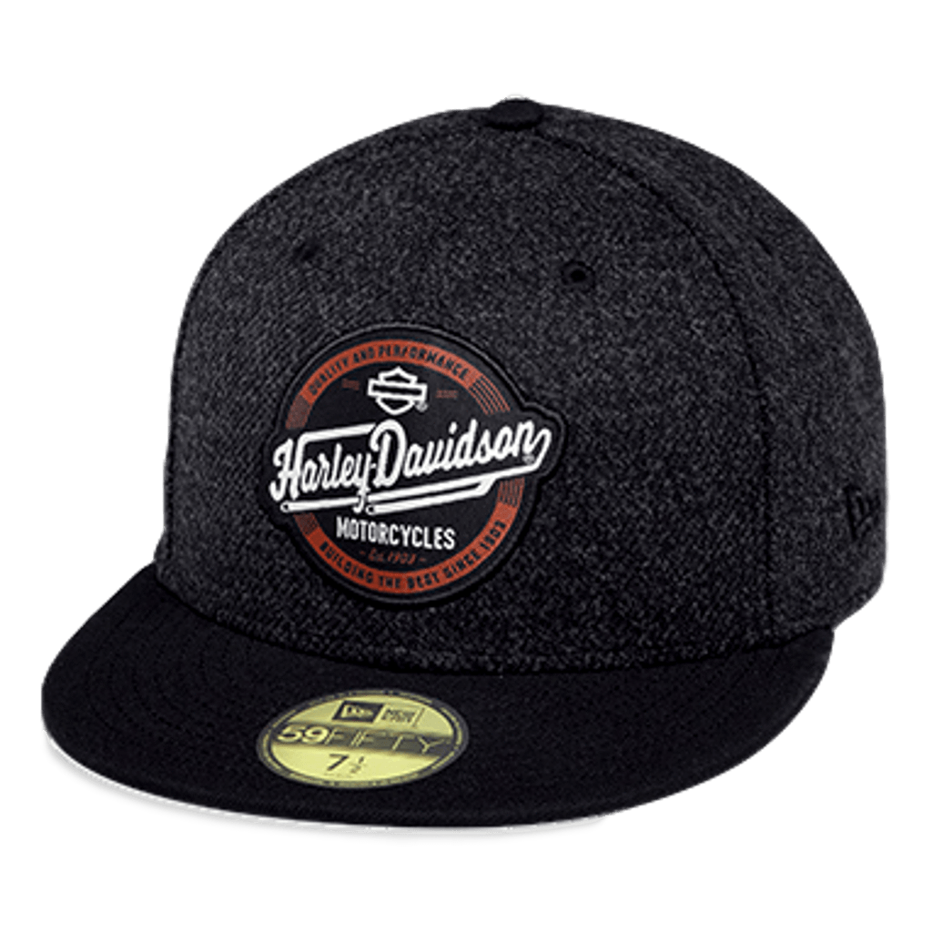 H-D Circle Patch 59Fifty Cap - Cap HD PNG