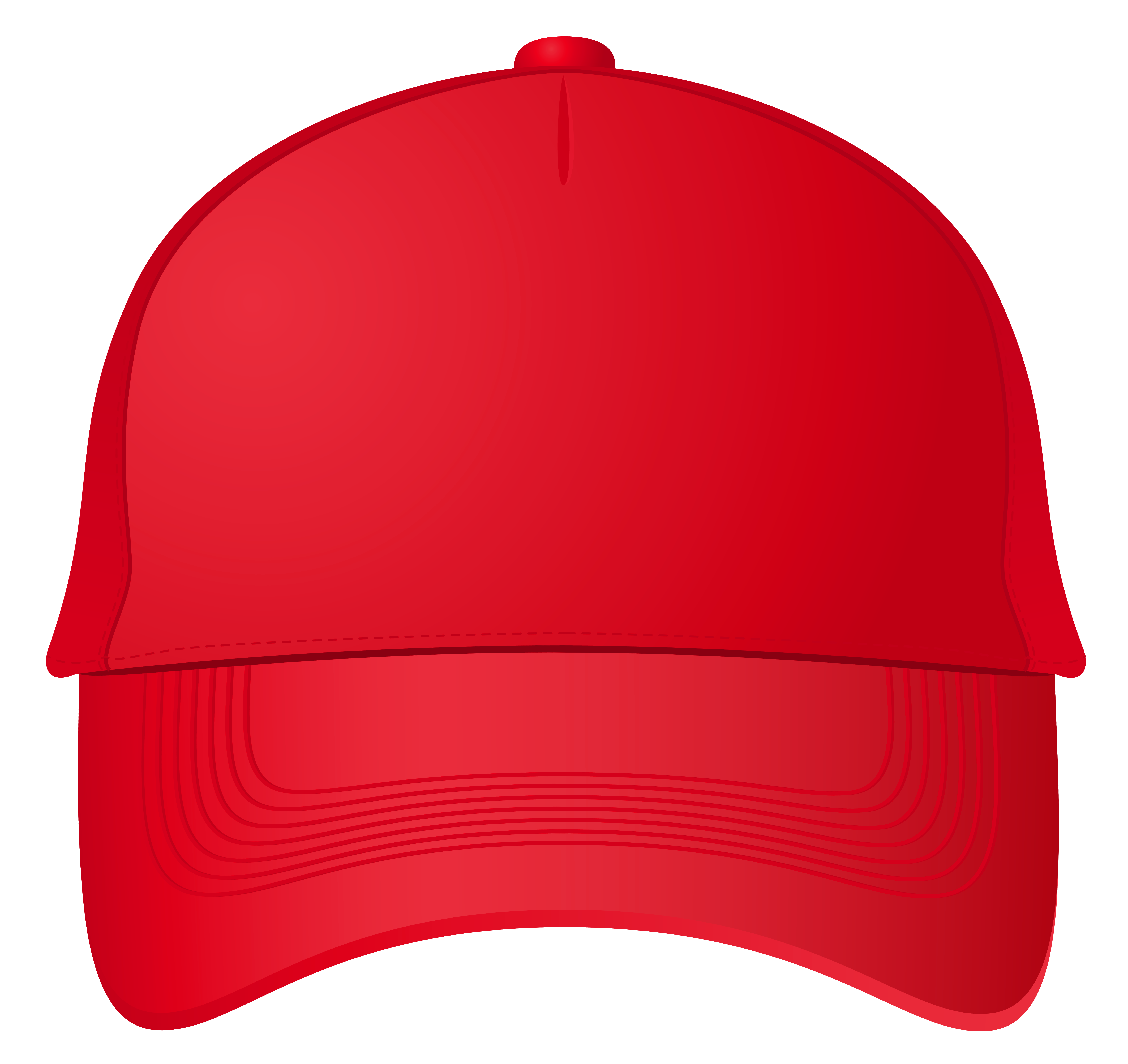 Red Baseball Cap Png image #35360 - Cap PNG