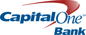 Capital One Bank Logo Vector - Capital One Vector PNG