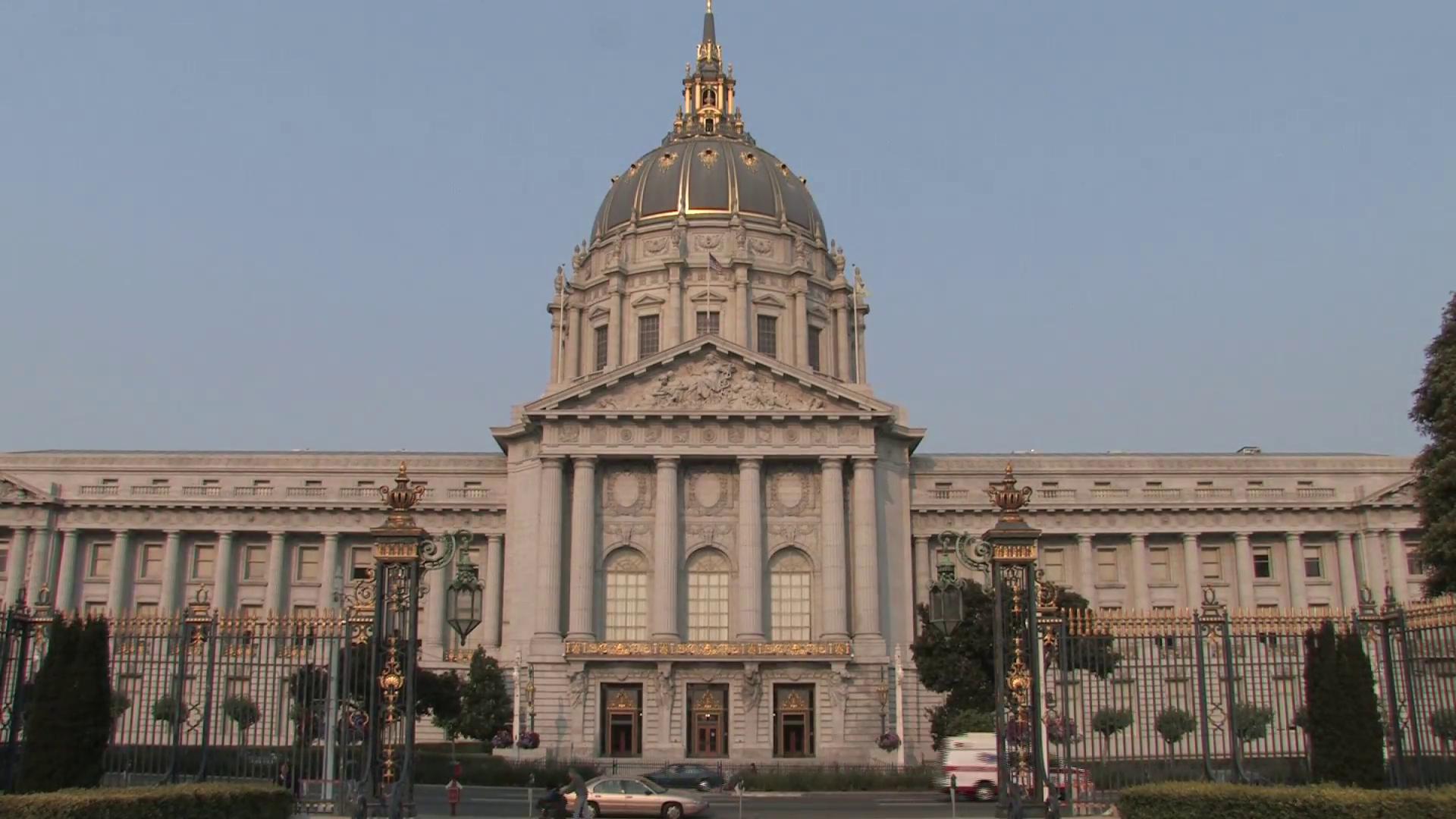 HD San Francisco Can Francisco Capitol Building 2 Stock Video Footage -  VideoBlocks - Capitol Building PNG HD