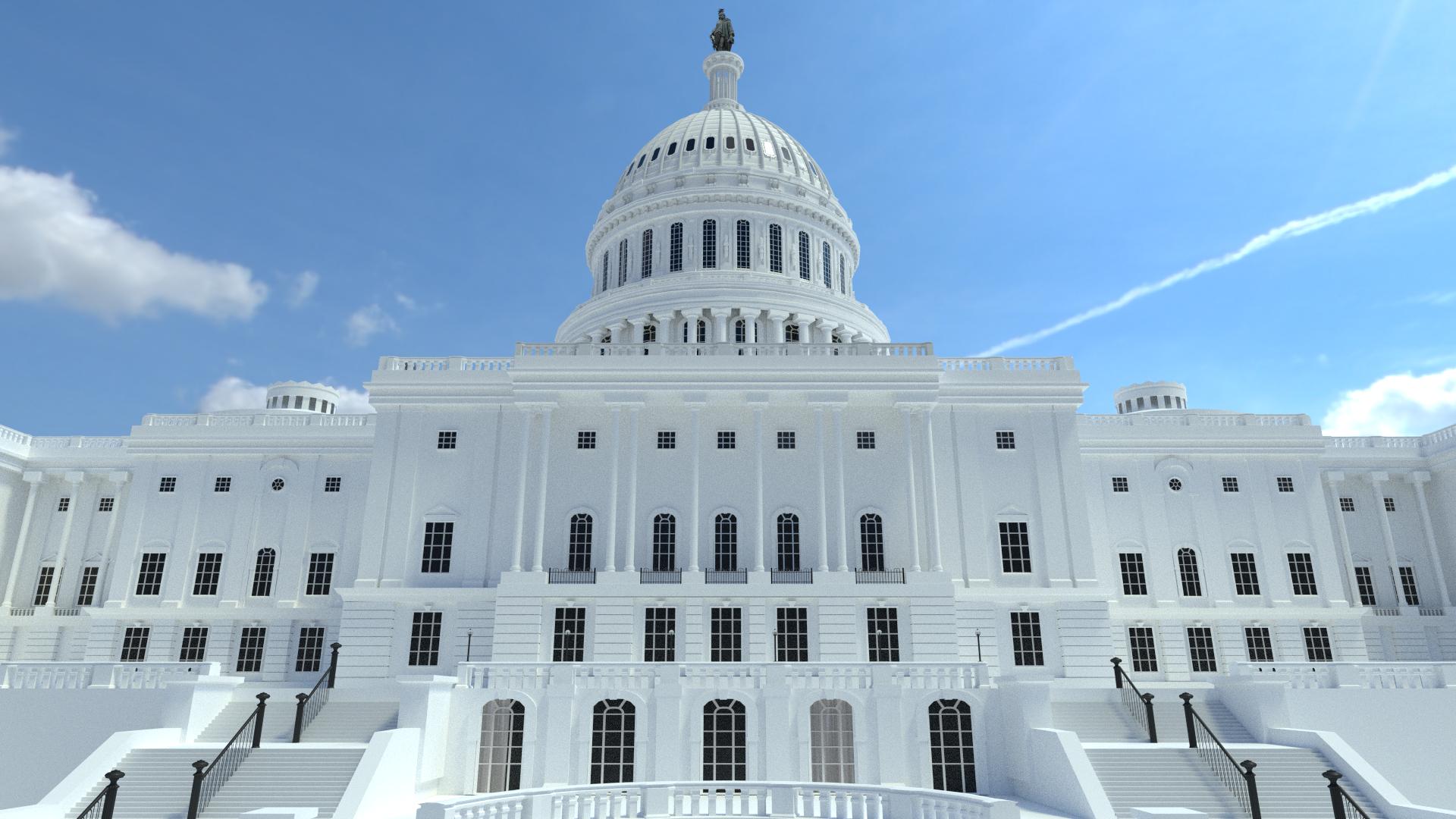Capitol building png