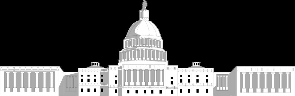 Pin Politics Clipart Us Capitol #13 - Capitol Building PNG HD