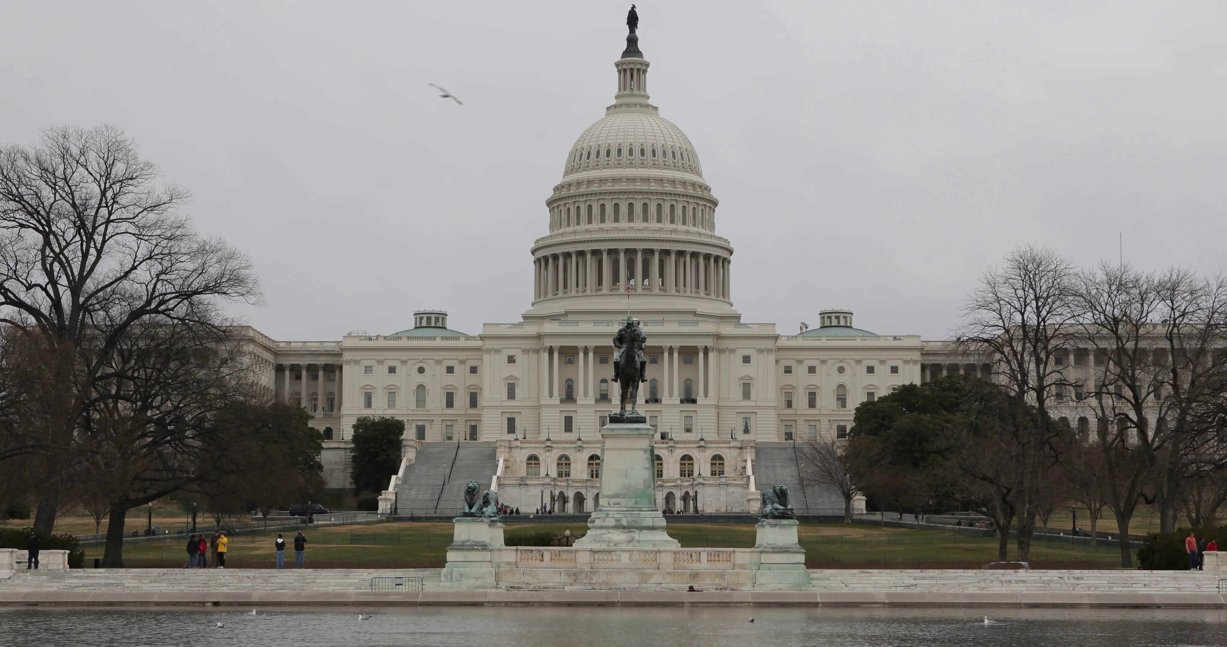 Ultra HD 4K United States Capitol Building Washington DC, USA Congress Hill  Pool Stock Video Footage - VideoBlocks - Capitol Building PNG HD
