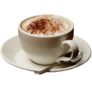 Cappuccino Cup PNG-PlusPNG.com-300 - Cappuccino Cup PNG