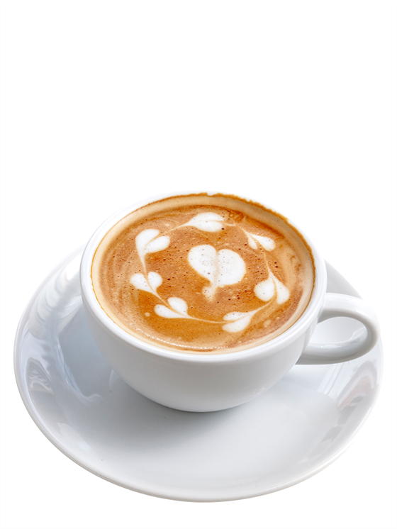 Cappuccino Cup PNG-PlusPNG.com-560 - Cappuccino Cup PNG