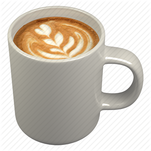 beverage, cappuccino, coffee, cup icon - Cappuccino Cup PNG