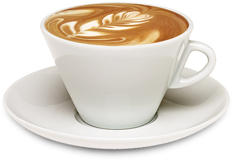 Cafe Latte PNG Image - Cappuccino Cup PNG