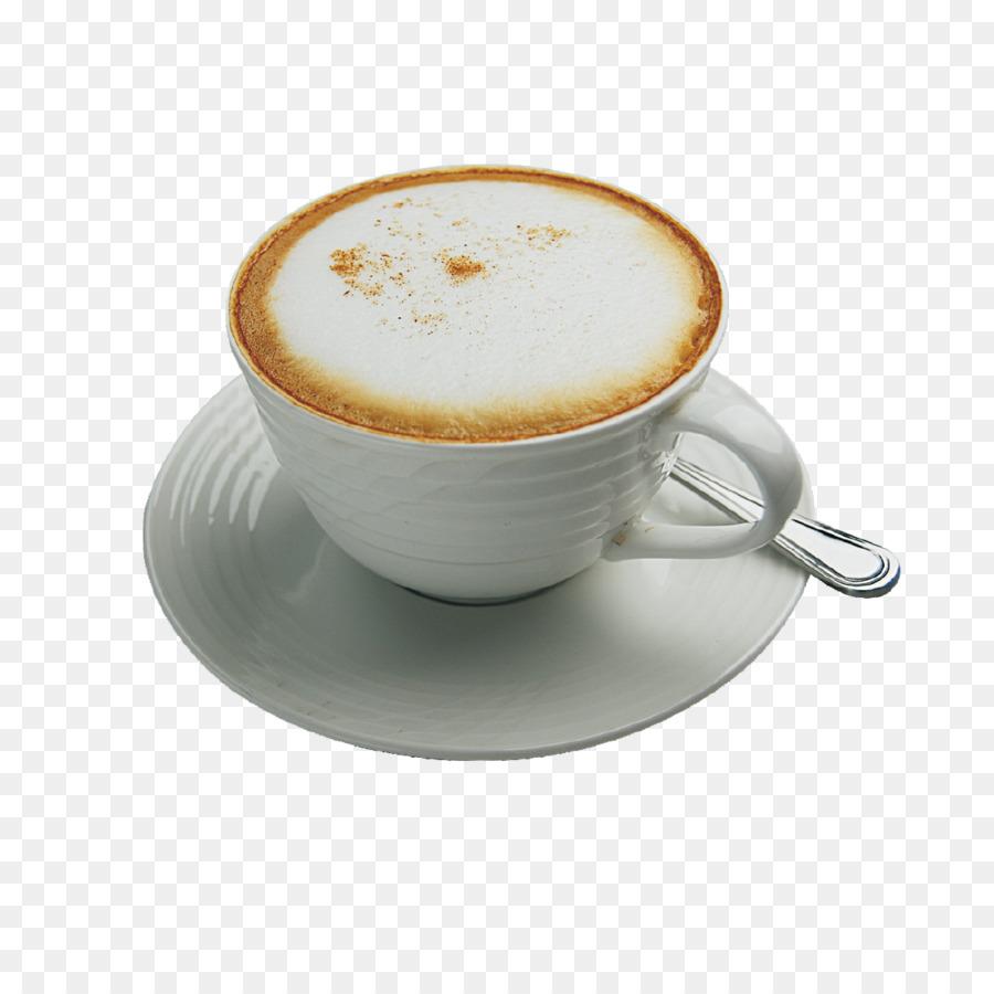 Cappuccino Cuban espresso Cup Drink - Cappuccino cup - Cappuccino Cup PNG