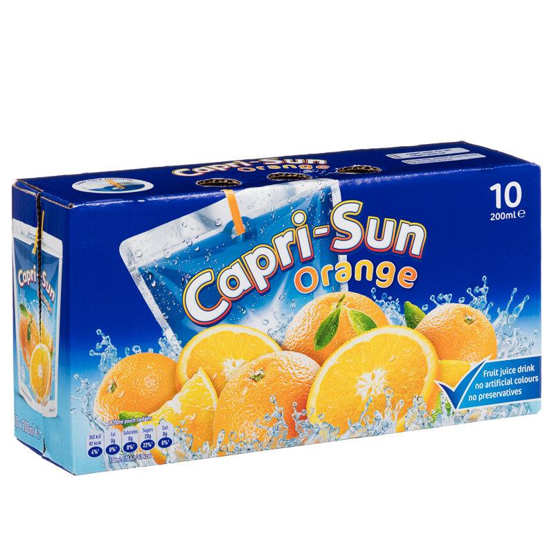 Capri Sun PNG-PlusPNG.com-800 - Capri Sun PNG
