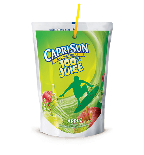 Capri Sun® Apple Juice - Capri Sun PNG