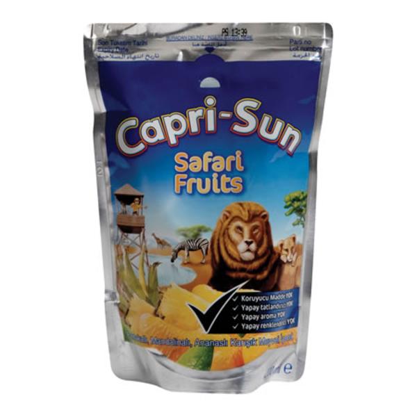 Full - Capri Sun PNG