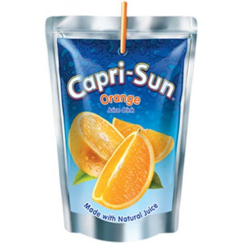 More Views - Capri Sun PNG