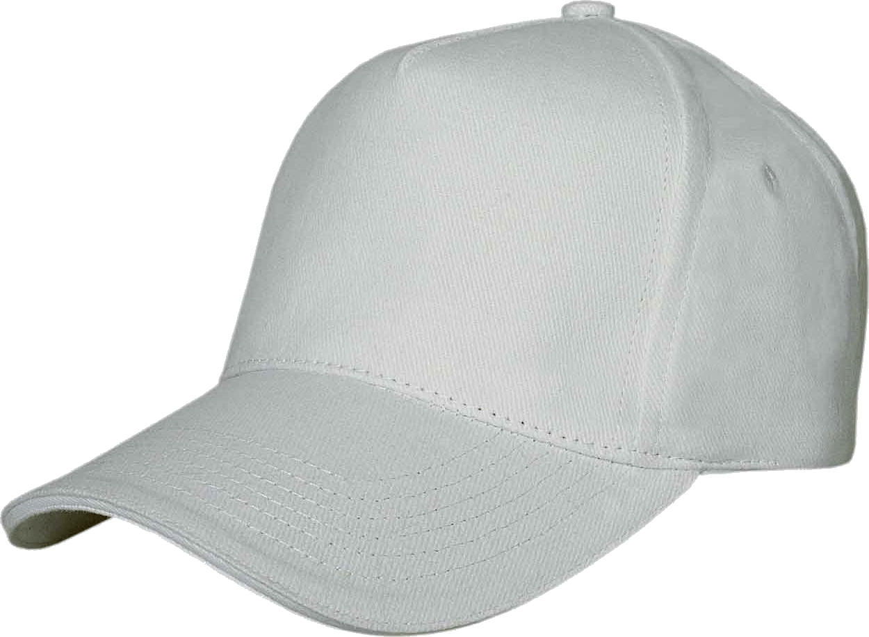 Caps PNG Black And White - 136440