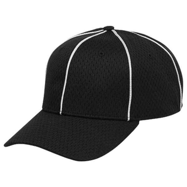 Caps PNG Black And White - 136447