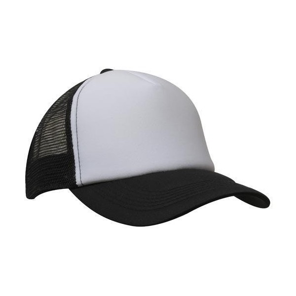 Caps PNG Black And White - 136439
